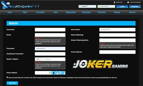 Daftar Joker388 Kini Bisa Deposit Via Dana Dan Gopay